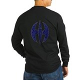 iHybrid Grid Long Sleeve T-Shirt