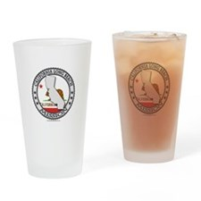 California Long Beach LDS Mission State Flag Drink