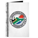 South Africa Durban LDS Mission Flag Cutout Map Jo