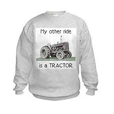 Ride a Tractor Sweatshirt