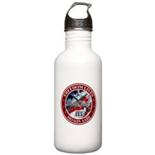 Three Percent - We The People (Flag) Water Bottle