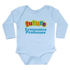 Future Economics Professor Long Sleeve Infant Body