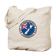 New Zealand Wellington LDS Mission Flag Cutout Tot