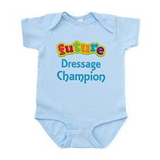 Future Dressage Champion Infant Bodysuit