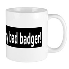 Unique Badger Mug