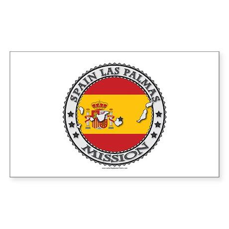 Spain las palmas lds mission flag cutout map 1 sti - Tv chat las palmas ...
