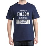 Property of Folsom Prison T-Shirt