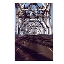 Empty Bay Bridge Postcards (Package of 8)