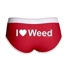 Weed Women's Boy Brief