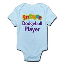 Future Dodgeball Player Infant Bodysuit