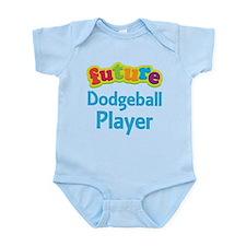 Future Dodgeball Player Infant Bodysuit