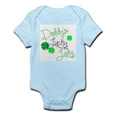 Daddys Lucky Lady Body Suit