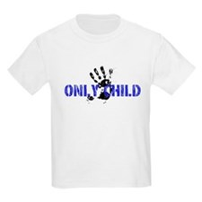 "Expiring""Only Child"" Kids Tee -Enter you"