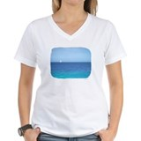 Sailboat in Paradise Organic Cotton Tee T-Shirt