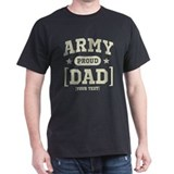 Army Mom/Dad/Sis/Bro T-Shirt