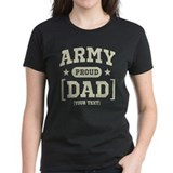 Army Mom/Dad/Sis/Bro Tee