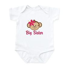 Big Sister Monkey Girl Body Suit
