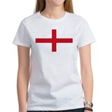 2-Flag_of_England T-Shirt