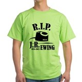 RIP J.R. Ewing Dallas T-Shirt