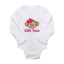 Little Sister Monkey Girl Body Suit