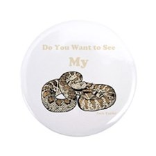"My Snake 3.5"" Button"