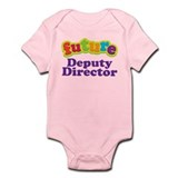 Future Deputy Director Onesie