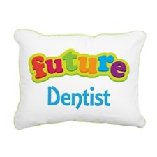 Future Dentist Rectangular Canvas Pillow