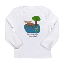 Moose Safari Long Sleeve T-Shirt