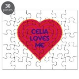 Celia Loves Me Puzzle