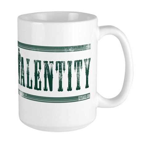Viable Social Entity Large Mug
