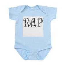 RAP Infant Bodysuit
