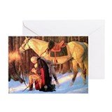 George Washington Greeting Cards (Pk of 10)