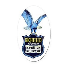 Richfield Gasoline Car Magnet