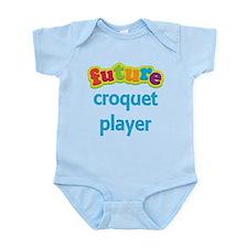 Future Croquet Player Infant Bodysuit