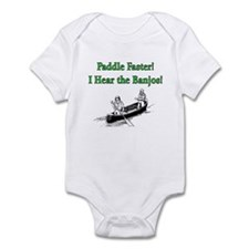Paddle Faster  Onesie