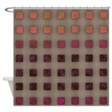 Lavendar Fashion Shower Curtain