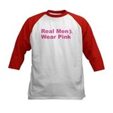 Real Men Wear Pink Tee