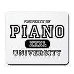 Piano University Mousepad