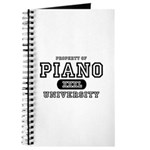 Piano University Journal