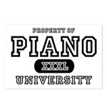 Piano University Postcards (Package of 8)