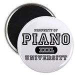 Piano University Magnet