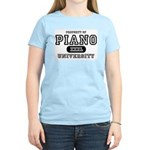Piano University Women's Pink T-Shirt