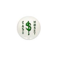 CASH MONEY Mini Button (100 pack)