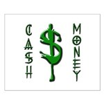 CASH MONEY Small Poster