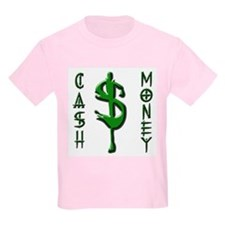 CASH MONEY Kids T-Shirt