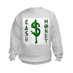 CASH MONEY Kids Sweatshirt
