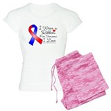 Ribbon Someone Special CHD Pajamas
