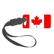Flag of Canada Luggage Tag
