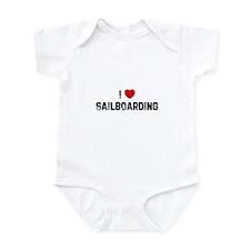 I * Sailboarding Infant Bodysuit
