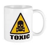 SIGN - TOXIC - SKULL Small Mug
